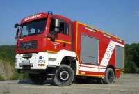 Tanklöschfahrzeug TLF 20/40-SL